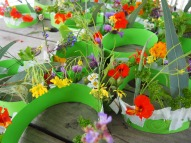 Spring Nature Crown - birthday party