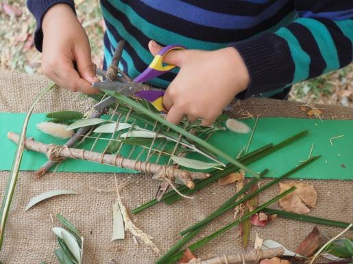 nature crafts - Glen Eira Sustainability Festival