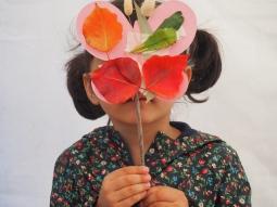 autumn nature crafts - Growing Green Thumbs
