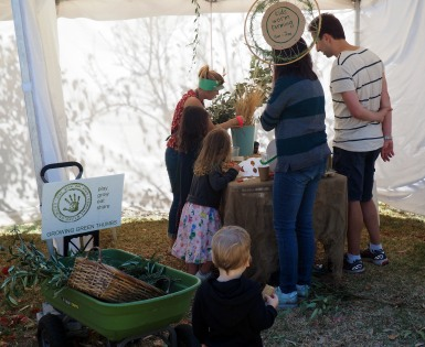 Geln Eria sustainability festival