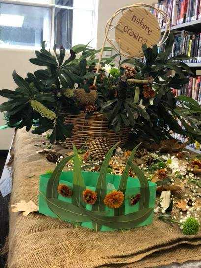Australiana Nature Crowns for NADOC Week